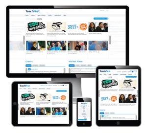 Diseño de páginas web adaptables a móviles, tablets y otros dispositivos