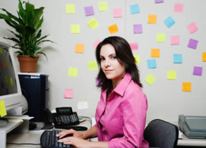 oficina-pos-it-mensaje-organizacion